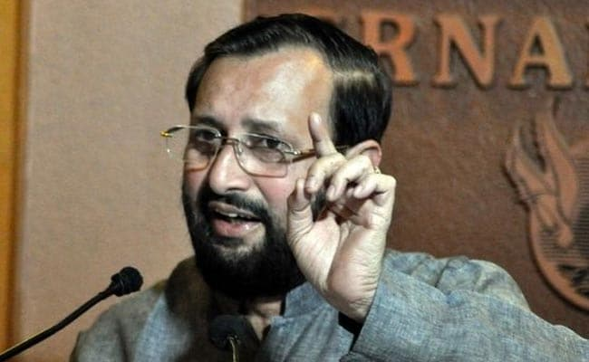 Teaching Vacancies In Indian Universities A Serious Issue, Says Prakash Javadekar