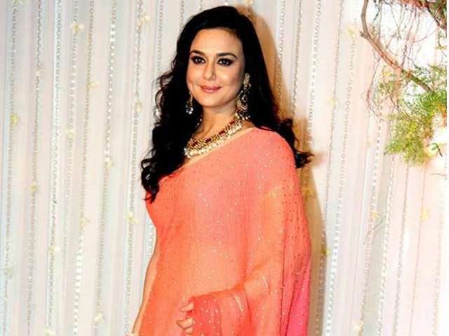 In Pics: Salman-Lulia, SRK, Shahid Attend Preity Zinta's Grand Wedding Reception