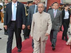 India, China Must Expand Shared Interests: President Pranab Mukherjee
