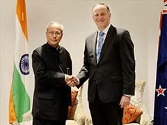 President Pranab Mukherjee's 2-Nation Visit To New Zealand, Papua New Guinea Ends Today