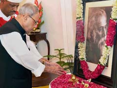 Imbibe Ideals Of Tagore That Rejected No Race And Culture: President