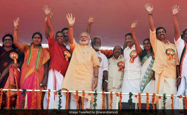 PM's Statement On Student's Rape, Murder Cheap Politics: Ramesh Chennithala