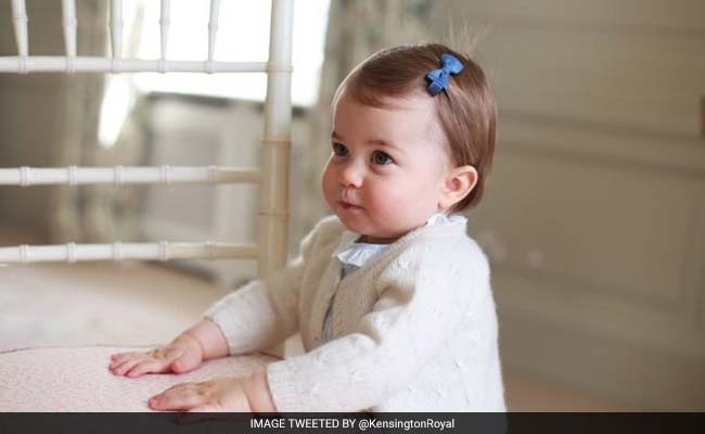 The Cutest Royal On The Block To Turn 1: Happy Birthday Princess Charlotte!