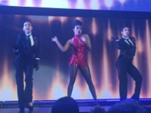 Priyanka Chopra Ends ABC Upfront Performance With Tribute to Prince