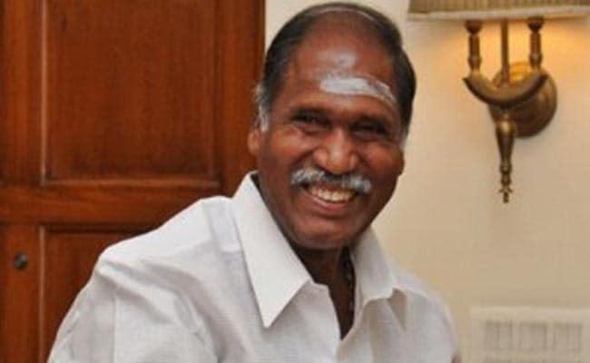 Former Puducherry Chief Minister Rangasamy Meets Sasikala In Chennai