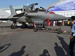 Rafale Deal Not Done Yet, Negotiating To Reduce Price: Government