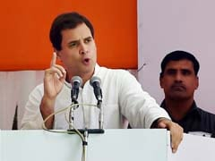 Rahul Gandhi Attacks Modi Government Over Petrol, Diesel Price Hike