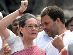 Despite Attack, Congress Defends Written Pledge Of Loyalty To Gandhis
