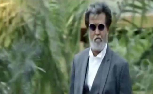 Ahead Of Tamil Nadu Polls, Rajinikanth's Kabali Trailer Gets Political Twist