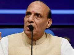 Rajnath Singh Criticises AIADMK, DMK For Offering Freebies
