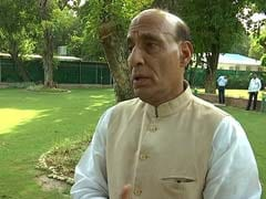 Walk The Talk With Home Minister Rajnath Singh: Highlights