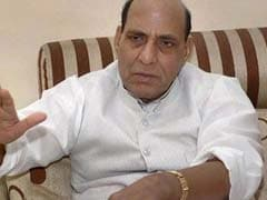 Trust In Pakistan On Fighting Terror 'Completely Shaken': Rajnath Singh
