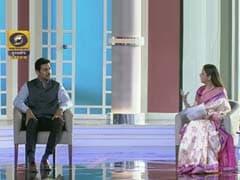 हर भारतीय प्रतिभाशाली है, एनडीए सरकार के मेगा शो में बोले मंत्री राज्यवर्धन सिंह राठौड़