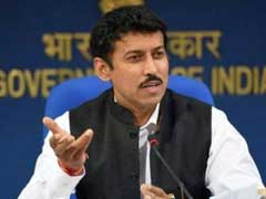 Rajyavardhan Rathore Hits Out At Congress For Its 'Obstructionist' Politics