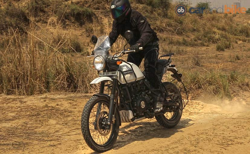 Royal Enfield Himalayan Sales Grow by 31 Per Cent in June 2016