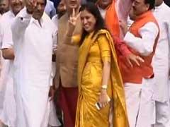 Missing Congress Lawmaker Rekha Arya Found On BJP Side In Uttarakhand