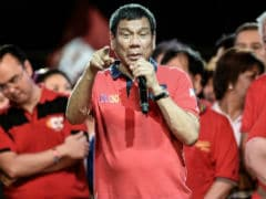 Philippine Elections Underway With Fiery Mayor Poised For Presidency