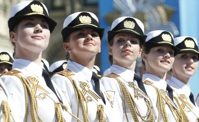 Russia Showcases Syria Hardware In Red Square Military Parade