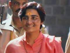 Sadhvi Pragya Breaks Fast After Being Allowed To Visit Kumbh