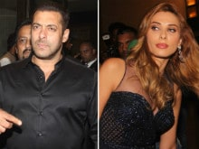 Did Salman Khan Introduce Iulia Vantur As His Girlfriend at Preity Zinta's Wedding Reception Bash?