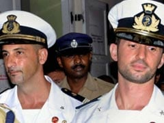 Marine Salvatore Girone Will Return Home 'In A Few Weeks': Italian Minister