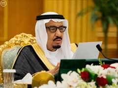 Saudi King Slams Iran As 'Spearhead Of Global Terrorism'