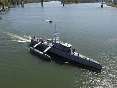 After Drones And Driverless Cars, Unmanned Ship Up Next