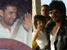Shah Rukh's Son AbRam Likes Aamir Khan's Gifts This Much