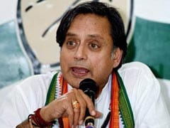 PM Modi Behaves Like A Political Campaigner, Says Shashi Tharoor