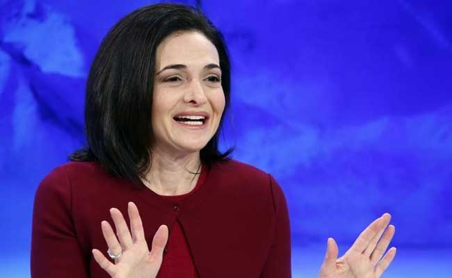 Facebook's Sheryl Sandberg Speaks About Husband's Death, 'Brutality of Loss'
