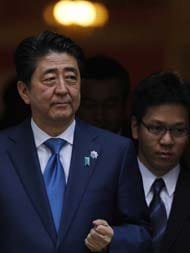 Japanese PM Shinzo Abe Visits Vladimir Putin Looking To Warm Ties Despite Island Dispute