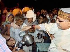 Shivraj Singh Chouhan Visits Kumbh Mela Site, Normalcy Restored Post Thunderstorm