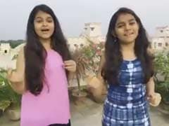 Sisters Antara and Ankita's Version of Pinga Has Over a Million Views
