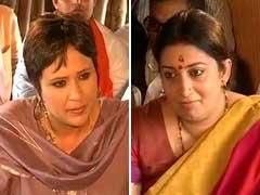 रोहित वेमुला मामले पर बहस के दौरान राहुल गांधी को मुस्कुराते हुए देखा था : NDTV से स्मृति ईरानी
