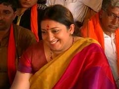 Jet Airways Said I Had Personality Problems, Didn't Hire Me: Smriti Irani