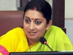 Smriti Irani Rejects Demand For Waiving Off Punishment To Students