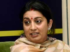 2004 Election Affidavits Of Smriti Irani, Sibal, Others 'Not Traceable'