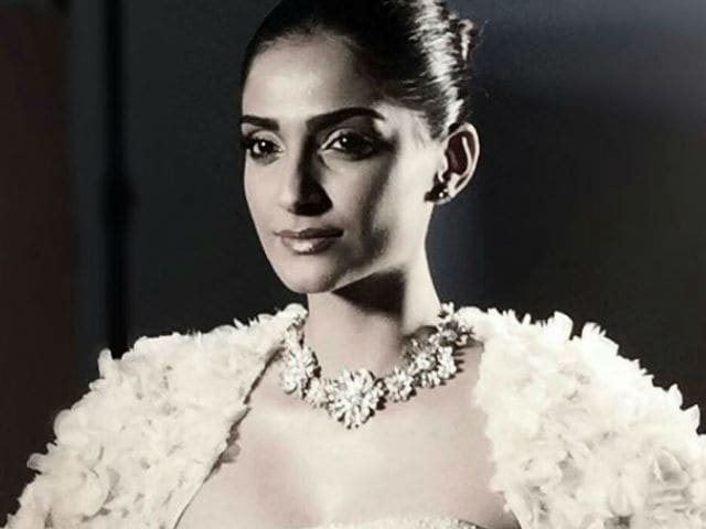Sonam Kapoor is Fashion's Caped Crusader