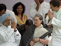 'Sonia Bachao Abhiyan' Betrays Congress' Fear, Says Minister Ravi Shankar Prasad