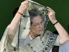 High Court Trashes Petition Against Sonia Gandhi's Election To Lok Sabha