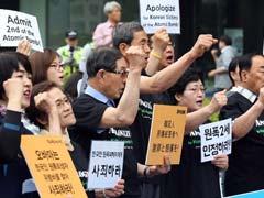 South Korea A-Bomb Victims Angered By Obama's Hiroshima Visit