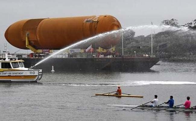 nasa space shuttle gas tank - photo #5