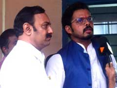 Kerala Assembly Election: Candidate Sreesanth, On New Pitch, Queues Up To Vote