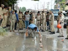2 Of The Cops Killed In Terror Strikes In Srinagar Were Unarmed
