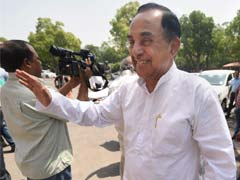 Sunanda Case: Subramanian Swamy Writes To Home Minister For Setting Up SIT