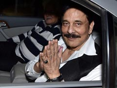 Sahara Chief Subrata Roy Leaves Jail For 4 Weeks For Mother's Funeral