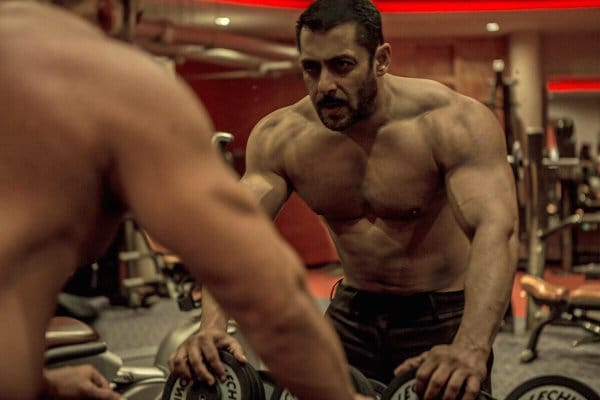 Salman Khan Gets Someone Else To Do The Heavy Lifting At Sultan