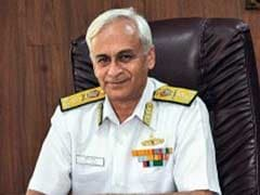 Indian Navy Chief In Sri Lanka To Boost Maritime Security Ties