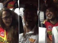 युवराज सिंह ने वीडियो में बताया, सनराइजर्स ने IPLकी बड़ी जीत का जश्न किस तरह मनाया..