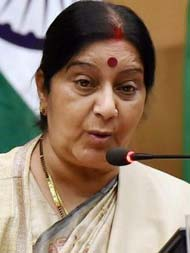 Trying To Save Indian Who Faces Execution In Indonesia Today: Sushma Swaraj